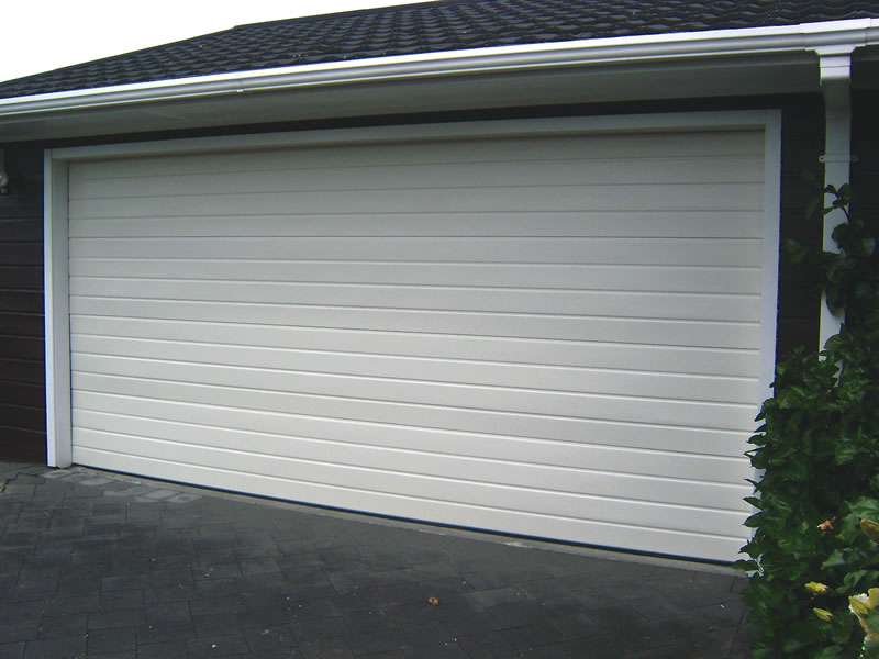 Steel Garage Doors Steel Line Garage Doors Stainless